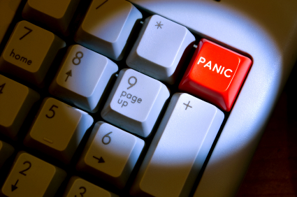 WordPress Panic Button